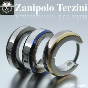ピアス メンズ ステンレス/ピアス/ザニポロタルツィーニ/Zanipolo Terzini/ザニポロ zte2207 オープン記念 セール|d-plus-genius