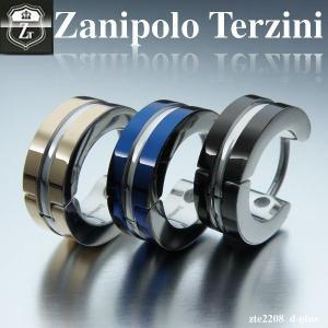 ピアス メンズ ステンレス/ピアス/ザニポロタルツィーニ/Zanipolo Terzini/ザニポロ zte2208 オープン記念 セール|d-plus-genius