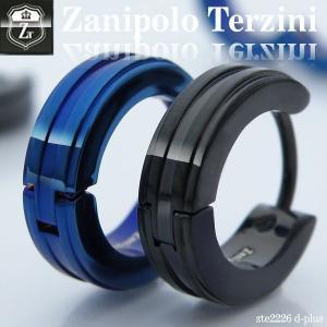 ピアス メンズ ステンレス/ピアス/ザニポロタルツィーニ/Zanipolo Terzini/ザニポロ ZTE2226 オープン記念 セール|d-plus-genius