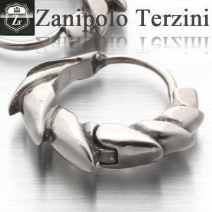 ピアス メンズ ステンレス/ピアス/ザニポロタルツィーニ/Zanipolo Terzini/ザニポロ ZTE2256 オープン記念 セール|d-plus-genius