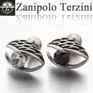 【エントリーでポイント10倍】ピアス メンズ ステンレス/ピアス/ザニポロタルツィーニ/Zanipolo Terzini/ザニポロ ZTE2264 オープン記念 セール d-plus-genius