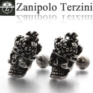 ピアス メンズ ステンレス/ピアス/ザニポロタルツィーニ/Zanipolo Terzini/ザニポロ ZTE2269 オープン記念 セール|d-plus-genius