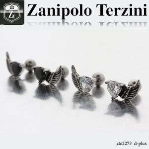 ペア  ピアス メンズ ステンレス/ピアス/ザニポロタルツィーニ/Zanipolo Terzini/ザニポロ ZTE2273 オープン記念 セール|d-plus-genius