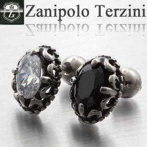 ピアス メンズ ステンレス/ピアス/ザニポロタルツィーニ/Zanipolo Terzini/ザニポロ ZTE2275 オープン記念 セール|d-plus-genius