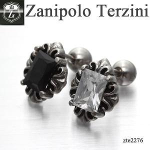 【エントリーでポイント10倍】ピアス メンズ ステンレス/ピアス/ザニポロタルツィーニ/Zanipolo Terzini/ザニポロ ZTE2276 オープン記念 セール d-plus-genius