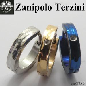 メンズピアス ザニポロ タルツィーニ -Zanipolo Terzini- ZTE2289 オープン記念 セール|d-plus-genius