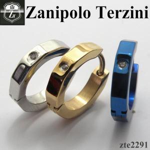 【エントリーでポイント10倍】メンズピアス ザニポロ タルツィーニ -Zanipolo Terzini- ZTE2291 オープン記念 セール d-plus-genius