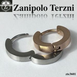 ピアス メンズ ステンレス レディース/ピアス/ザニポロタルツィーニ/Zanipolo Terzini/ZTE3601 オープン記念 セール|d-plus-genius