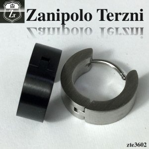ピアス メンズ ステンレス レディース/ピアス/ザニポロタルツィーニ/Zanipolo Terzini/ZTE3602 オープン記念 セール|d-plus-genius
