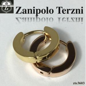 ピアス メンズ ステンレス レディース/ピアス/ザニポロタルツィーニ/Zanipolo Terzini/ZTE3603 オープン記念 セール|d-plus-genius
