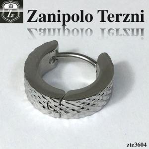 ピアス メンズ ステンレス レディース/ピアス/ザニポロタルツィーニ/Zanipolo Terzini/ZTE3604 オープン記念 セール|d-plus-genius
