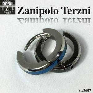 ピアス メンズ ステンレス レディース/ピアス/ザニポロタルツィーニ/Zanipolo Terzini/ZTE3607 オープン記念 セール|d-plus-genius