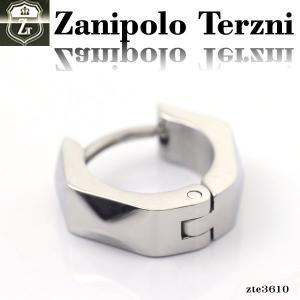 ピアス メンズ ステンレス レディース/スタッズ/ピアス/ザニポロタルツィーニ/Zanipolo Terzini/ZTE3610 オープン記念 セール|d-plus-genius