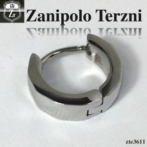 ピアス メンズ ステンレス レディース/ピアス/ザニポロタルツィーニ/Zanipolo Terzini/ZTE3611 オープン記念 セール|d-plus-genius
