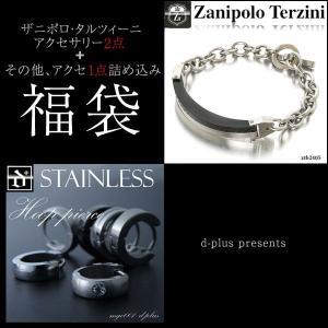 お1人様1点限り  -Zanipolo Terzini- ザニポロ・タルツィーニのアクセサリー2点+その他アクセサリー1点がはいった豪華福袋 ザニポロアクセ福袋 セール|d-plus-genius
