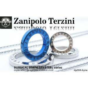ステンレス/ネックレス/ザニポロタルツィーニ/Zanipolo Terzini/ザニポロ ztp2226 オープン記念 セール|d-plus-genius|02