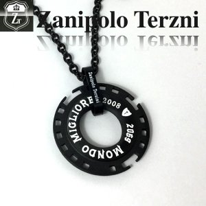 ステンレス/ネックレス/ザニポロタルツィーニ/リング/Zanipolo Terzini/ザニポロ ztp3052 オープン記念 セール|d-plus-genius