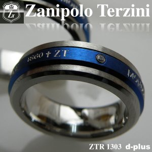 ステンレス/リング/ザニポロタルツィーニ/Zanipolo Terzini/ザニポロ ztr1303 オープン記念 セール|d-plus-genius