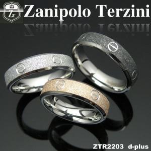 ステンレス/リング/ザニポロタルツィーニ/Zanipolo Terzini/ザニポロ ztr2203 オープン記念 セール|d-plus-genius