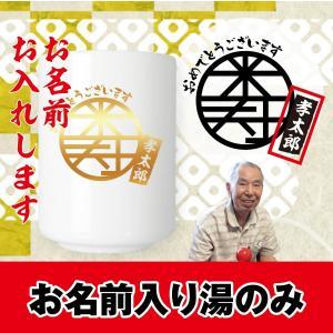 米寿祝い 湯のみ 名入れ 贈り物 プレゼント 父 祖父 祖母|d-pop-pro