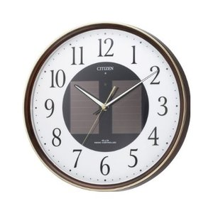 お取り寄せ 4MY807-023 エコライフM807 CITIZEN シチズン 電波 掛時計 クロック