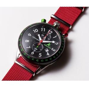 お取り寄せ AKS-4974-05 AMPELMANN アンペルマン クロノグラフ ブラック 腕時計 d-price 02
