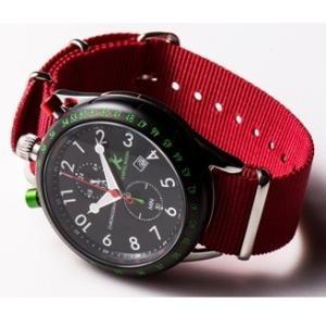 お取り寄せ AKS-4974-05 AMPELMANN アンペルマン クロノグラフ ブラック 腕時計 d-price 04
