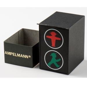 お取り寄せ AKS-4974-05 AMPELMANN アンペルマン クロノグラフ ブラック 腕時計 d-price 05