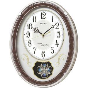 AM259B SEIKO セイコー 電波時計 壁掛け時計