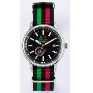 お取り寄せ AMT-4975-05 AMPELMANN アンペルマン オートマ ラウンド ブラック 腕時計|d-price|02