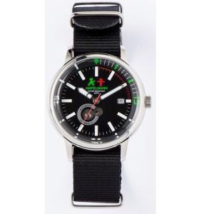 お取り寄せ AMT-4975-05 AMPELMANN アンペルマン オートマ ラウンド ブラック 腕時計|d-price|03