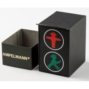 お取り寄せ AMT-4975-05 AMPELMANN アンペルマン オートマ ラウンド ブラック 腕時計|d-price|06