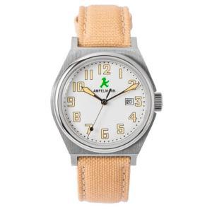 お取り寄せ ASC-4979-03 AMPELMANN アンペルマン クォーツ ラウンド ホワイト 腕時計|d-price