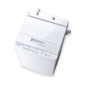 時間指定不可 AW-8D8-W TOSHIBA 東芝 ZABOON 洗濯・脱水容量8.0kg  全自動洗濯機 グランホワイト d-price