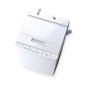 時間指定不可 TOSHIBA 東芝 ZABOON AW-8D9-W 全自動洗濯機 洗濯・脱水容量8....