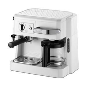 BCO410J-W DeLonghi デロンギ コンビコーヒーメーカー ホワイト|d-price