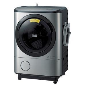 日時指定不可 BD-NX120CL-S HITACHI 日立 ビッグドラム 左開き ドラム式洗濯乾燥...