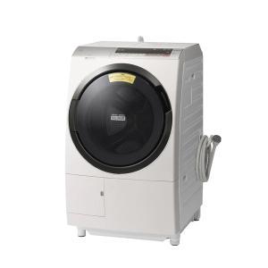 日時指定不可 BD-SX110CL-N HITACHI 日立 ビッグドラム 左開き 洗濯・脱水容量11kg/洗濯〜乾燥・乾燥容量6kg ドラム式洗濯乾燥機 ロゼシャンパン d-price