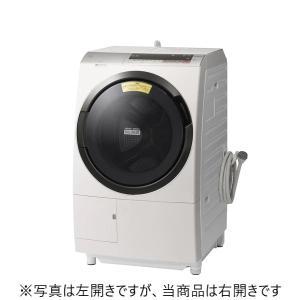 日時指定不可 BD-SX110CR-N HITACHI 日立 ビッグドラム 右開き 洗濯・脱水容量11kg/洗濯〜乾燥・乾燥容量6kg ドラム式洗濯乾燥機 ロゼシャンパン d-price