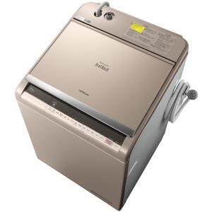 日時指定不可 BW-DV120C-N HITACHI 日立 ビートウォッシュ 洗濯・脱水容量12kg 洗濯〜乾燥・乾燥容量6kg 洗濯乾燥機 シャンパン d-price