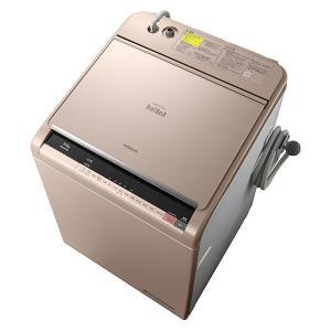 日時指定不可 BW-DX110A-N HITACHI 日立 ビートウォッシュ 洗濯・脱水容量 11kg 洗濯〜乾燥・乾燥容量 6kg 洗濯乾燥機 シャンパン