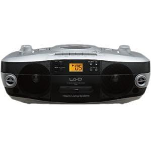 CK-55 日立 HITACHI CDラジオカセットレコーダー