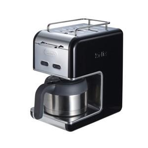 CMB5T-BK DeLonghi デロンギ ケーミックス kMix プレミアム ドリップコーヒーメーカー ブラック|d-price