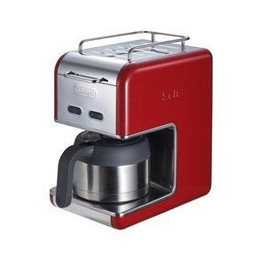 CMB5T-RD DeLonghi デロンギ ケーミックス kMix プレミアム ドリップコーヒーメーカー レッド|d-price