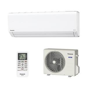 時間指定不可 CS-229CF-W Panasonic パナソニック Eolia エオリア 2.2kW 主に6畳用 ルームエアコン クリスタルホワイト|d-price