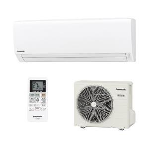 時間指定不可 CS-257CF-W Panasonic パナソニック Eolia(エオリア) 2.5kW インバーター冷暖房除湿タイプ ルームエアコン クリスタルホワイ d-price