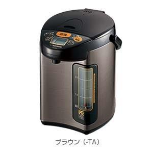 CV-DN30-TA ZOJIRUSHI 象印 優湯生/ゆうとうせい 3.0L マイコン沸とうVE電気まほうびん ブラウン