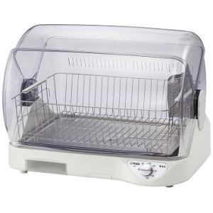 DHG-S400-W TIGER タイガー サラピッカ 温風式 食器乾燥機 ホワイト|d-price
