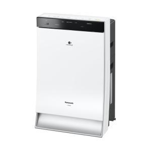 F-VXM90-W Panasonic パナソニック 空気清浄40畳 ナノイーX搭載 日本製 加湿空気清浄機 ホワイト
