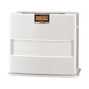 お取り寄せ 時間指定不可 FH-VX6716BY-W CORONA コロナ VXシリーズ 木造17畳 コンクリート24畳 石油ファンヒーター パールホワイト|d-price